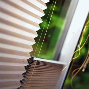 Plisy okienne - rolety na każde okno