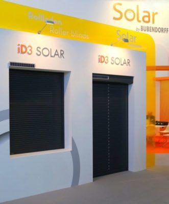 Rolety solarne id3 Solar - GRAKO Warszawa