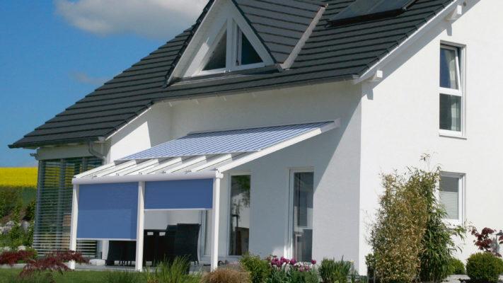 Dach szklany Top Glass Integrale, zadaszenie tarasu - Grako Warszawa