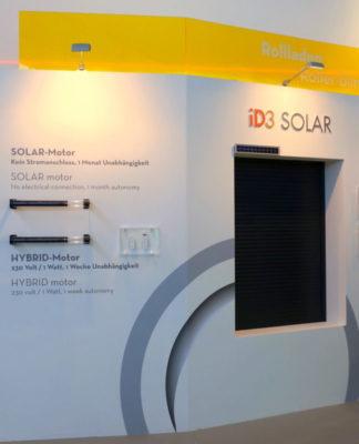 ID3 Solar - Rolety Solarne showroom w Warszawie