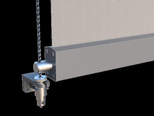 System regulacji - rolety zewnętrznej typu screen